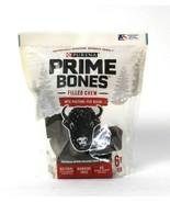 1 Bag Purina 22.6 Oz Prime Bones With Pasture Fed Bison 6 Pack Med Fille... - $20.99