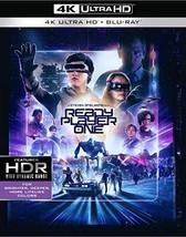 Ready Player One (4K Ultra HD + Blu-ray, 2018)