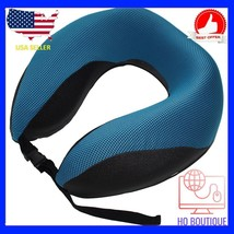 Hot Soft U Shaped support Neck memory foam pillow for travel made 100% P... - $33.29