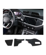 Car Accessory Fit For AUDI Q3 2019 Car Dashboard Decoration Cover Trim S... - $41.22