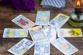 Intuitive Tarot Reading  - 2 questions - Love, Career, Life purpose  - $37.00
