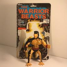 VINTAGE 1982 REMCO WARRIOR BEASTS ACTION FIGURE... - $74.25