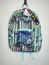 DOUBLE DUTCH CLUB KIDS BACKPACK MULTI-COLOR STYLE 3 NWT :B19-5 - $27.75