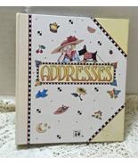 Mary Engelbreit Address Book Hard Cover Spiral Bound Address Book - $8.00