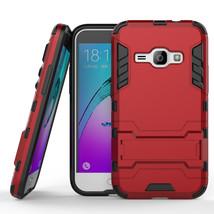 Layer Hybrid Kickstand Protective Case for Samsung Galaxy J1 2016 / Amp ... - $4.99