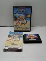 Sega Genesis 1990 Shadow Blasters Complete With Manual - $69.30