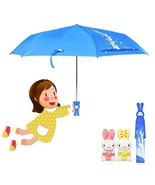 KAILEDI Umbrella, Outdoor Windproof Cute Children Umbrella, Folding Port... - $24.51