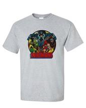 The Inhumans T-shirt Marvel Comics superhero cotton blend graphic printed tee image 1
