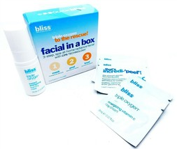 Bliss Facial in a Box: Triple Oxygen Instant Energizing Foaming Mask .3 ... - €21,62 EUR