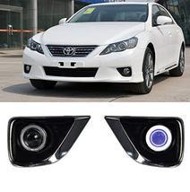 AupTech Innovative Super CCFL Angel Eye Fog Light DRL Exact-Fit Fog Bump... - $176.00