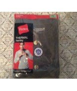 Hanes Thermal Shirt Size Xl New In Package Gray - $10.88