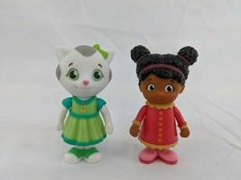 "Daniel Tiger's Neighborhood Girl Cat Figure Lot 2.5"" - $9.95"