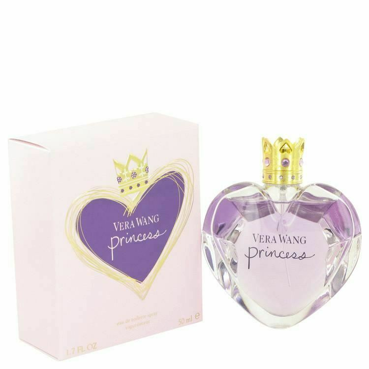 Primary image for Perfume Princess by Vera Wang 1.7 oz Eau De Toilette Spray for Women
