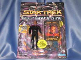Star Trek - Deep Space Nine - Commander Benjamin Sisko. - $14.00