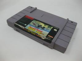Super Off Road The Baja - SNES Game - Game Cart image 1