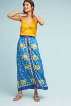 New Anthropologie Buttoned Cornelia Skirt  by Maeve $118. Size 0 & 12 - $58.00