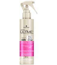 Schwarzkopf Styliste Ultime Crystal Shine, Heat Protection Shine Spray ~... - $13.09