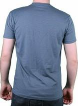I Love You But ' Ve Chosen Hombre Dubstep Azul Índigo Camiseta Cuello en Pico image 2