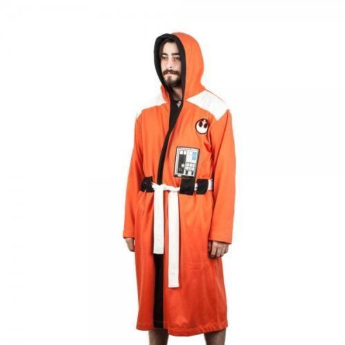 Adult size Star Wars Rebel Alliance Pilot Hooded Robe