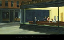 McGaw Graphics Nighthawks by Edward Hopper Painting Print - $41.99