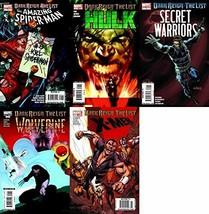 Dark Reign: The List Assorted Lot Marvel Comics - 5 Comics - $14.89