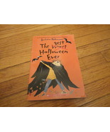 BOOK Barbara Robinson 'The Best Halloween Ever' PB Scholastic 2008 kids ... - $1.99