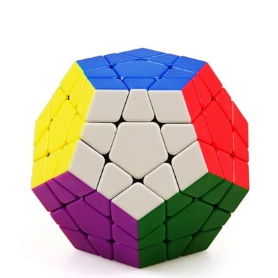 Bohs magic dodecahedral 12 faces shaped speed cube puzzle multi options