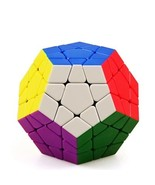 BOHS Magic Dodecahedral 12 Faces Shaped  Speed Cube Puzzle Multi Options - $19.84