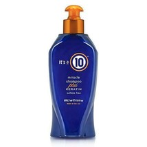 It's a 10 Miracle Shampoo Plus Keratin 10 oz - $29.69