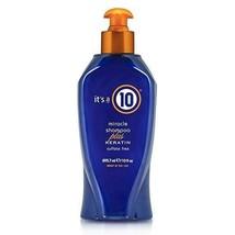 It's a 10 Miracle Shampoo Plus Keratin 10 oz - $29.69
