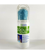O2Cool ArcticCloth Sport Cooling Towel Turquoise - 33 x 13 - Stay Cool f... - $8.99