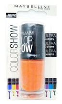 Maybelline Color Show Nail Lacquer 311 Corals Up 7mL. - $6.64