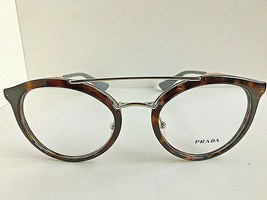 New PRADA VPR 1T5 AU2-1O1 50mm Round Eyeglasses Frame #5,6 - $159.99