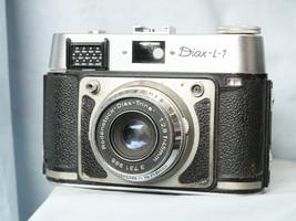 Diax L-1 Vintage   Camera  - RARE- Nice- - $50.00