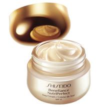 SHISEIDO Benefiance NutriPerfect Day Cream SPF15 1.7 fl.oz/ 50 ml B.  Ne... - $59.99