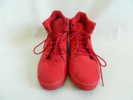 Adidas Mens Mid-Top Red Basketball Shoes Size 7 113057192 - $39.88 CAD