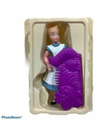 Alice In Wonderland McDonalds Happy Meal Toy Walt Disney Masterpiece Col... - $9.99