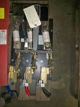 Boltswitch L327W0L 800A 3ph 240V Switch Used E-OK - $1,650.00
