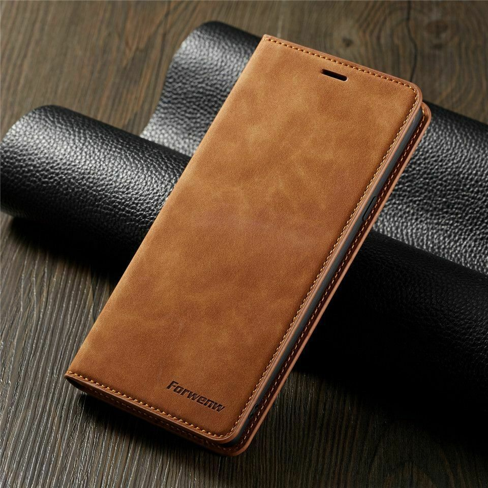 Luxury Leather Flip Case for Samsung Galaxy S10 Plus Lite E Card Holder Magnetic