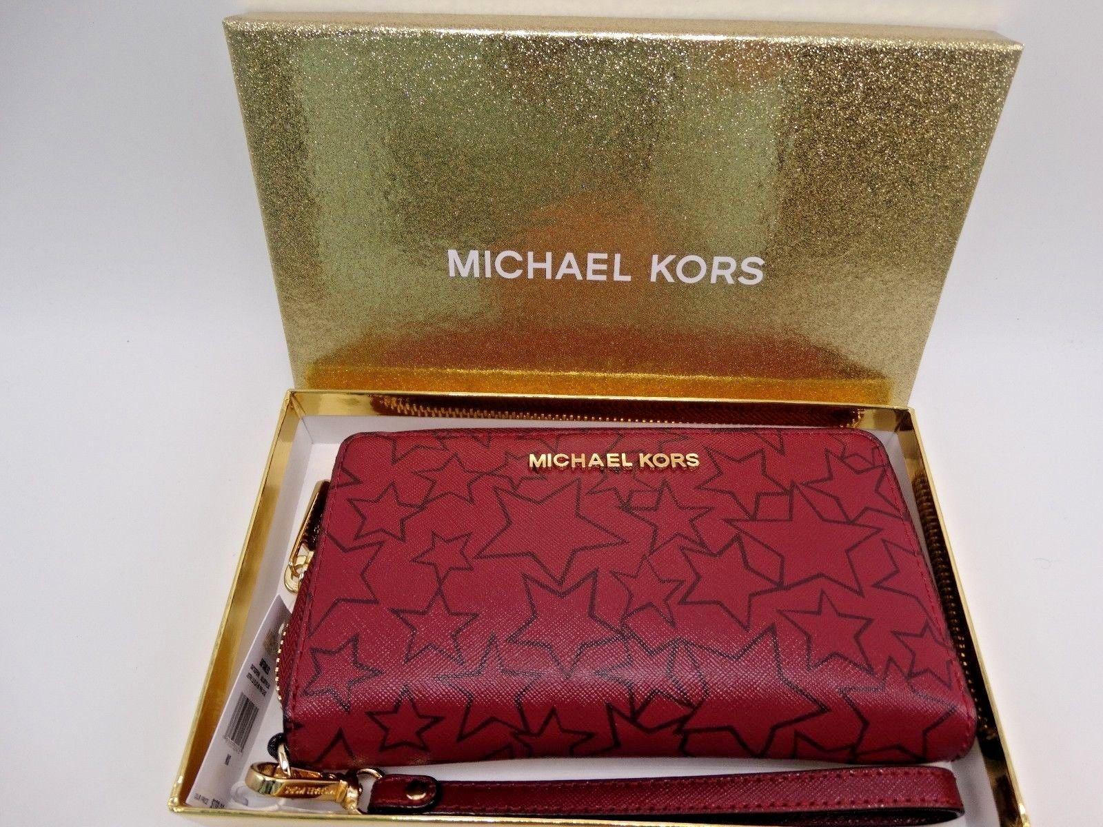 da80354dad5ec Phone Case Wristlet Michael Kors Jet set and 50 similar items
