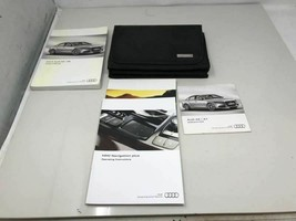 2013 Audi A6 Owners Manual Case Handbook OEM Z0S08 - $38.39