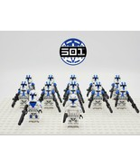 Star Wars Captain Rex Dogma 501st Armored Squad Set 12 Minifigures Lot ... - $24.99