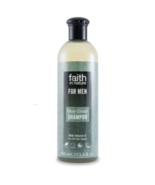 Faith In Nature - Faith For Men Blue Cedar Shampoo 400ml - $5.43