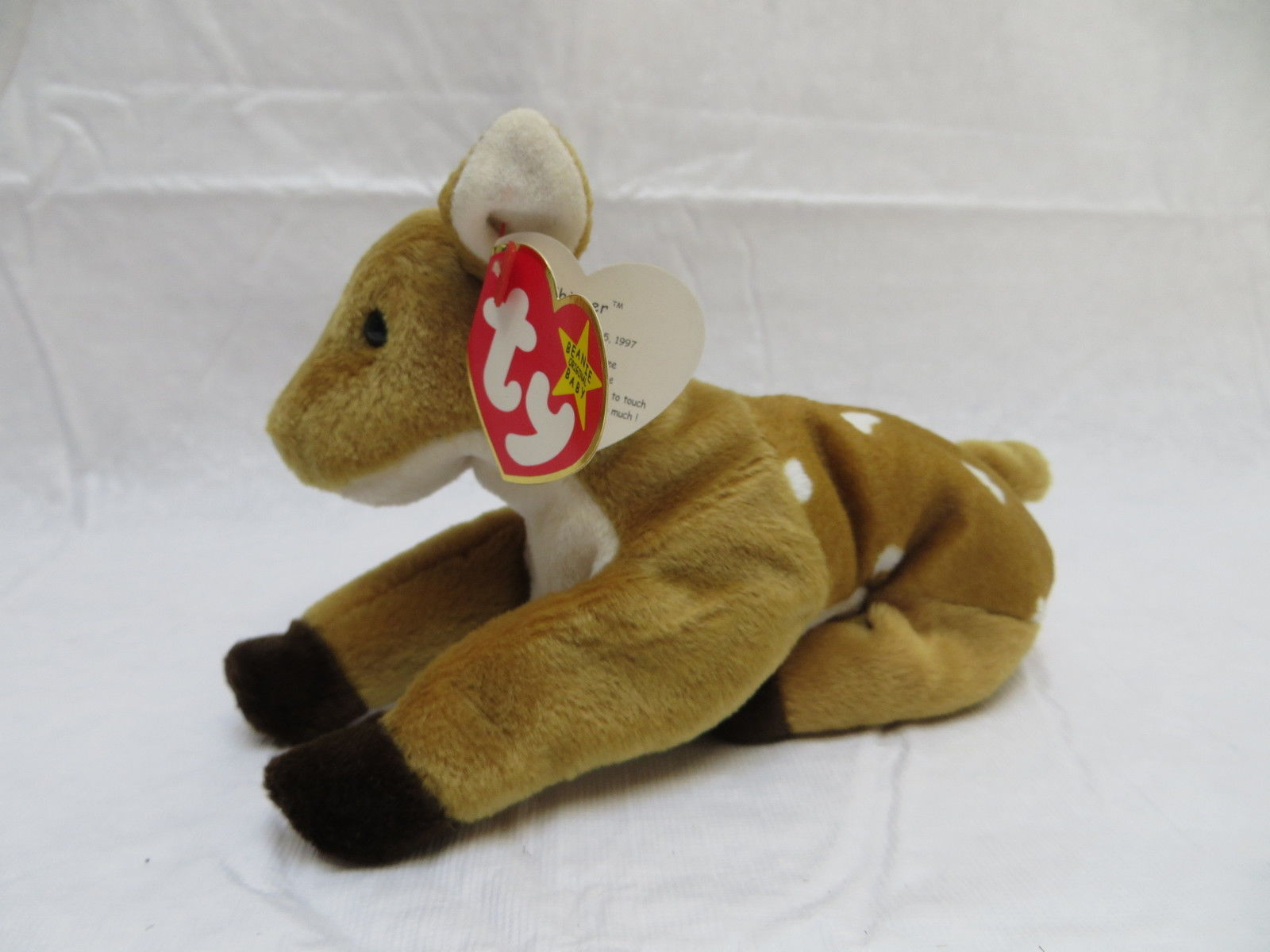 1a2c5d46bdb TY Retired Beanie Baby Whisper the Spotted and 30 similar items. S l1600