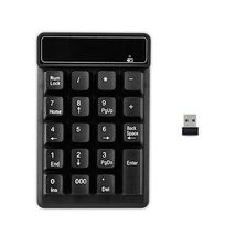 Actto NBK-23 Wireless Keypad Numeric Keyboard Asynchronous Num Lock USB Receiver image 7