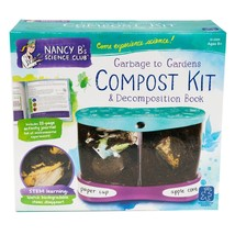 Educational Insights Garbage and Gardens Compost Kit - $24.74