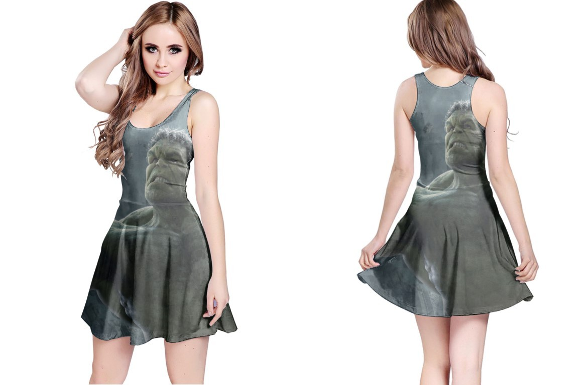Primary image for Reversible Dress hulk so mad image