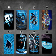 carolina panthers LG V30 V35 wallet case v20 G6 G7 Google pixel2 pixel XL 2XL - $17.99