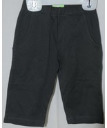 SnoPea Dark Gray Sweat Pants Elastic Waist Two Pockets Size 12 Months - $8.99