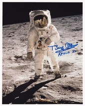 Buzz Aldrin Signed Photo 8X10 Rp Autographed Astronaut On The Moon - $19.99